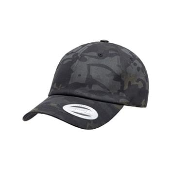 Low Profile Cotton Twill Multicam Cap