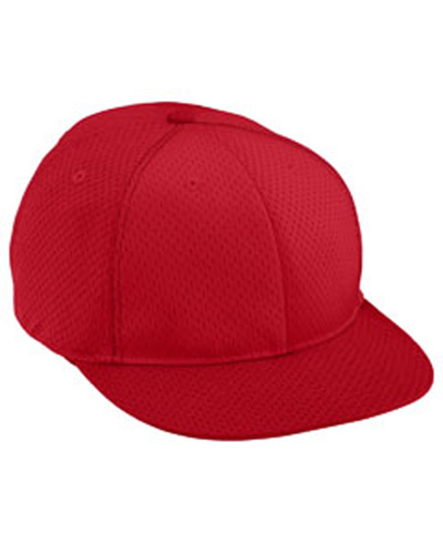 Youth Ath Mesh Flat Bill Cap