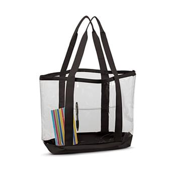 Large Clear Tote