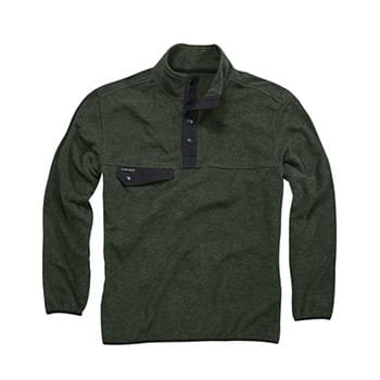Denali Mlange Mountain Fleece Pullover