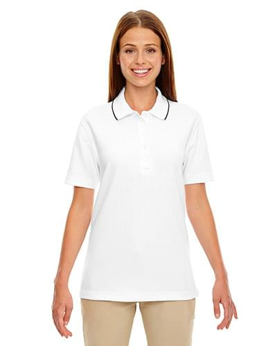 Ladies' Edry Needle-Out Interlock Polo