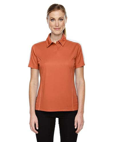Ladies' Eperformance Piqu Colorblock Polo