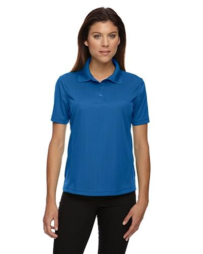 Ladies' Eperformance Jacquard Piqu Polo