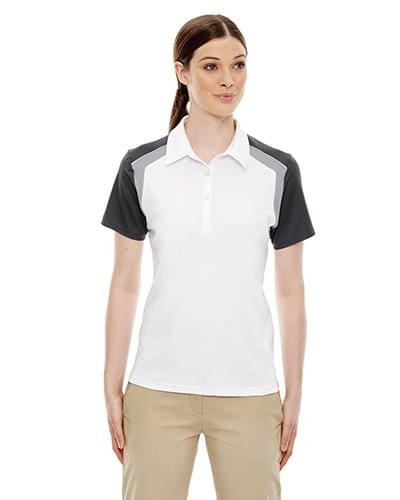 Ladies' Edry Colorblock Polo