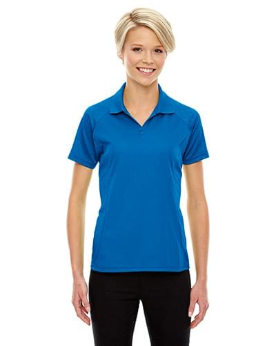 Ladies' Eperformance Stride Jacquard Polo
