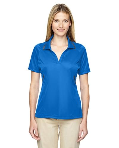 Ladies' Eperformance Propel Interlock Polo with Contrast Tape