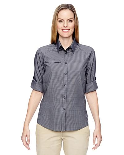 Ladies' Excursion F.B.C. Textured Performance Shirt