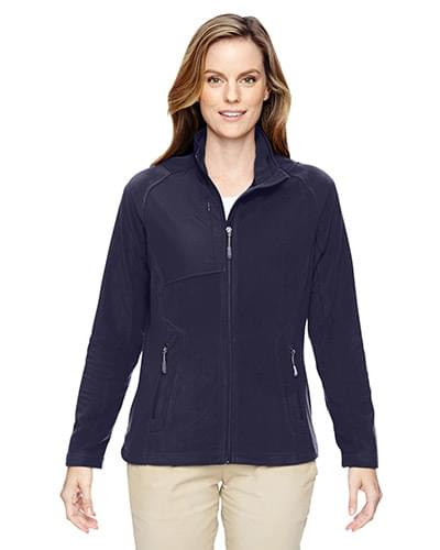 Ladies' Excursion Trail Fabric-Block Fleece Jacket