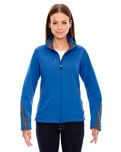 Ladies' Escape Bonded Fleece Jacket