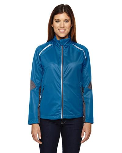 Ladies' Dynamo Three-Layer Lightweight Bonded Performance Hybrid Jacket