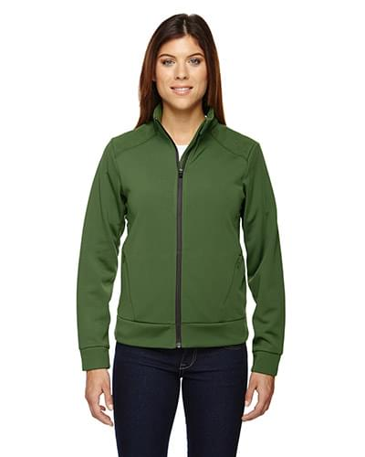 Ladies' Evoke Bonded Fleece Jacket