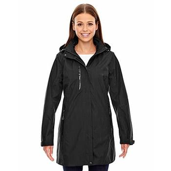 Ladies' Metropolitan Lightweight City Length Jacket