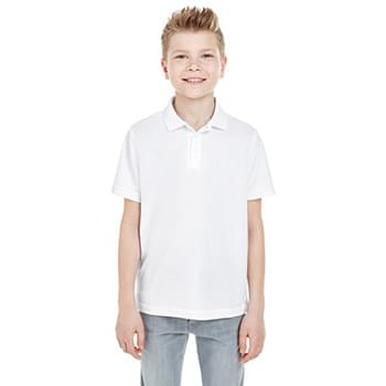 Youth Cool & Dry Mesh PiquPolo