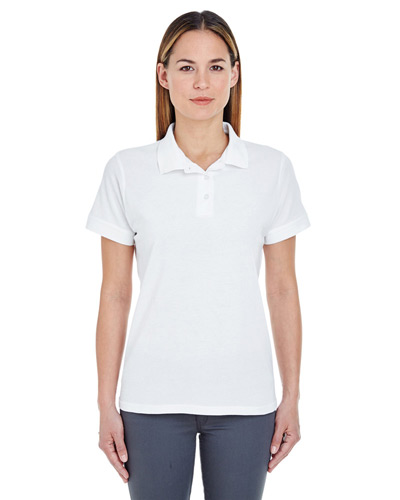 Ladies' Basic Piqu Polo