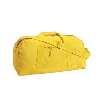 Game Day Large Square Duffel
