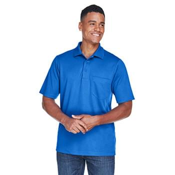 Men's Origin Performance Piqu Polo with Pocket