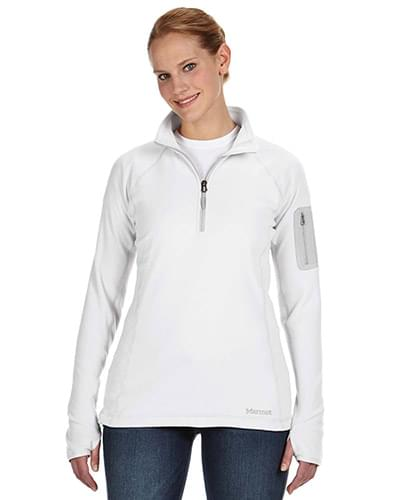 Ladies' Flashpoint Half-Zip
