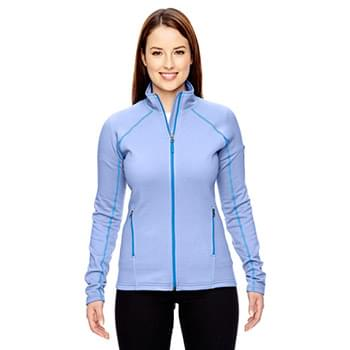 Ladies' Stretch Fleece Jacket