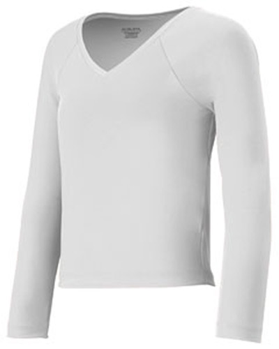 Girls' V-Neck Liner