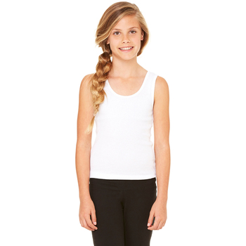 Girls' Cotton/Spandex Dance Pant
