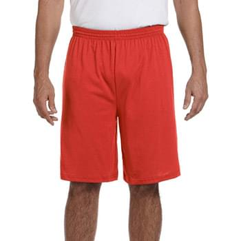 Adult Longer-Length Jersey Short
