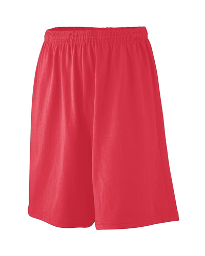 Youth Longer-Length Jersey Short