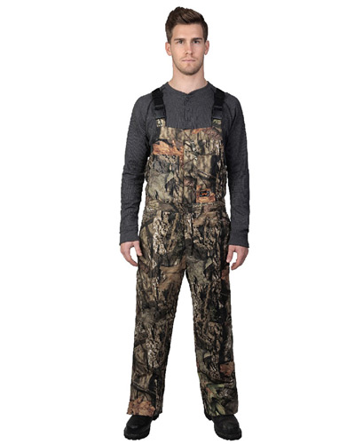 Unisex Hunting Legend Insulated Bib Overalls