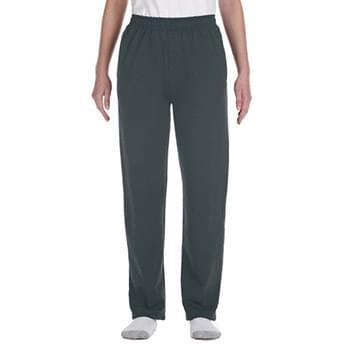 Youth 8 oz. NuBlend Open-Bottom Fleece Sweatpants