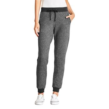 Ladies' Denim Fleece Jogger