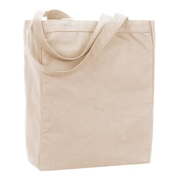 Allison RecycledCotton Canvas Tote