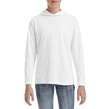 Youth Long-Sleeve HoodedT-Shirt