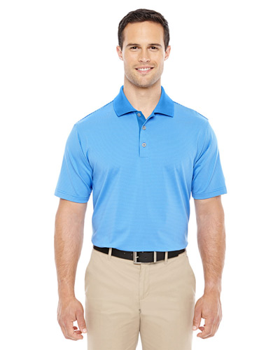 Men's climalite Classic Stripe Short-Sleeve Polo
