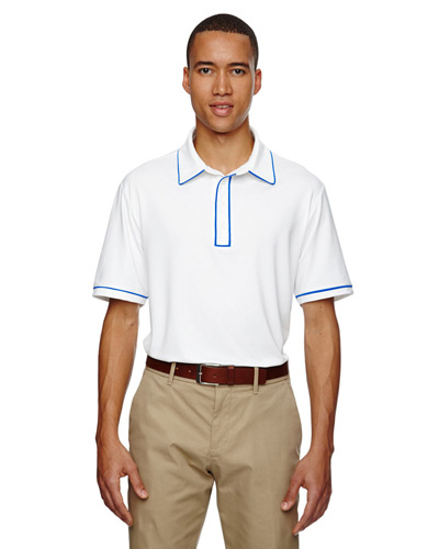 Men's puremotion Piped Polo