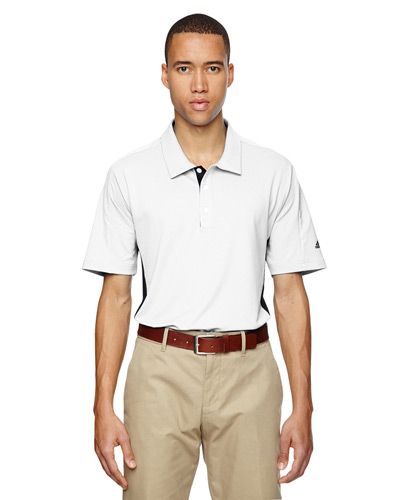 Men's puremotion Colorblock 3-Stripes Polo