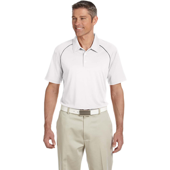 Men's climalite Piped Colorblock Polo