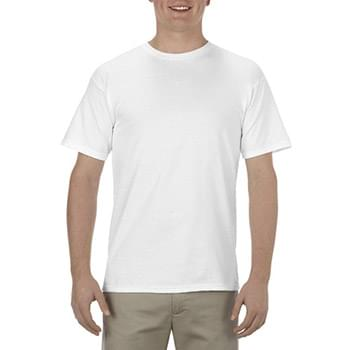 Adult 5.5 oz., 100% Soft Spun Cotton T-Shirt