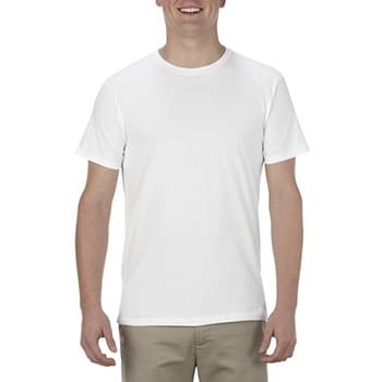 Adult 4.3 oz., Ringspun Cotton T-Shirt