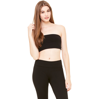 Ladies' Cotton/Spandex Capri Pant