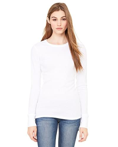 Ladies' Thermal Long-Sleeve T-Shirt