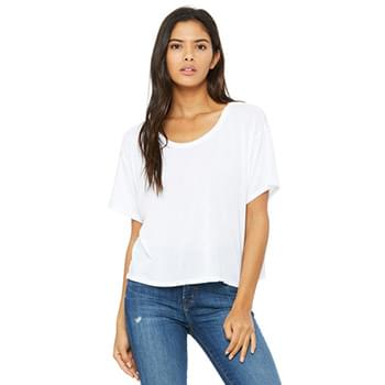 Ladies' Flowy Boxy T-Shirt