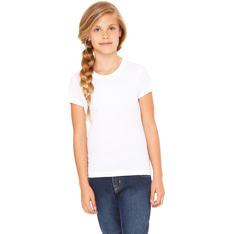 Girls' Jersey Short-Sleeve T-Shirt
