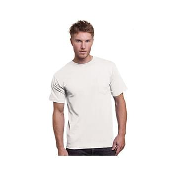 Adult 6.1 oz., Cotton Pocket T-Shirt