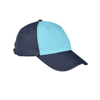 100% Washed Cotton Twill Baseball Cap