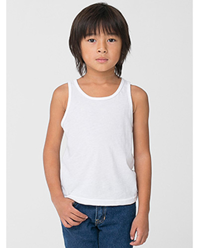 Toddler Poly-Cotton Tank