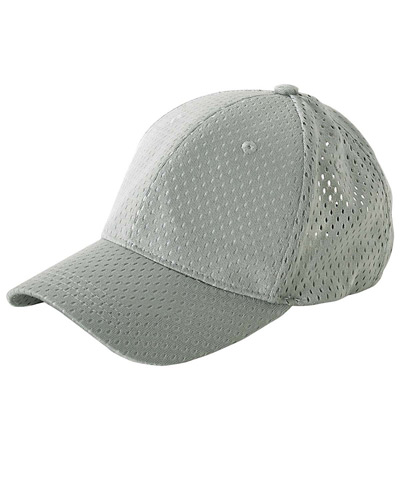 6-Panel Structured Mesh Baseball Cap