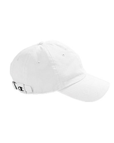 Brushed Cotton 6-Panel Cap