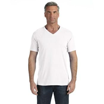 Adult 5.4 oz. V-Neck T-Shirt