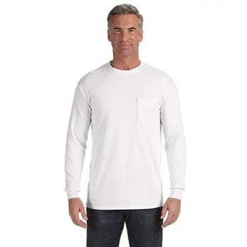 Adult Heavyweight RSLong-Sleeve Pocket T-Shirt