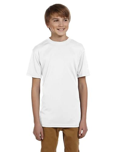 Double Dry Youth 4.1 oz. Interlock T-Shirt