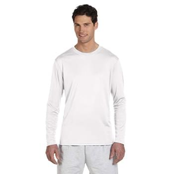 4.1 oz. Double Dry Long-Sleeve Interlock T-Shirt